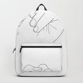 Unbroken Promises II Backpack