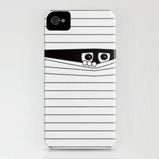 Watching. iPhone (4, 4s) Slim Case
