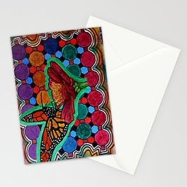 Cindy's Butterfly Stationery Cards