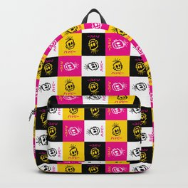 HAPPY Japanese Backpack