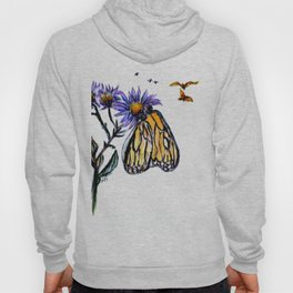 Erika Butterfly One Hoody