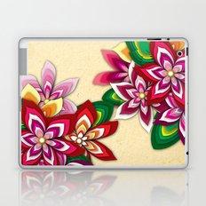 Colourful Flowers Laptop & iPad Skin