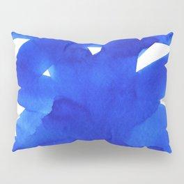Superwatercolor Blue Pillow Sham
