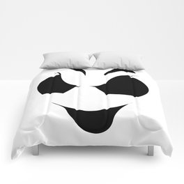 Halloween Ghost Face Comforters