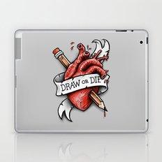 Draw or Die Laptop & iPad Skin