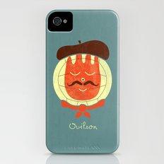 French Companion Slim Case iPhone (4, 4s)