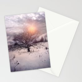 Lone Tree Love II Stationery Cards