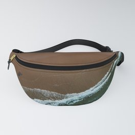 dark times by the shore Fanny Pack