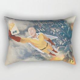 Saitama Rectangular Pillow