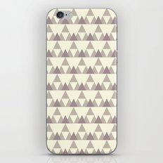 Tiny Triangles iPhone & iPod Skin