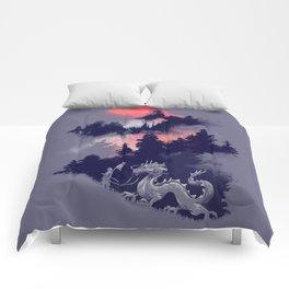 Samurai's life Comforters