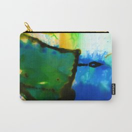 Abstract Bliss 4I by Kathy Morton Stanion Carry-All Pouch