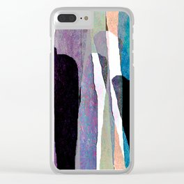 group dynamics Clear iPhone Case