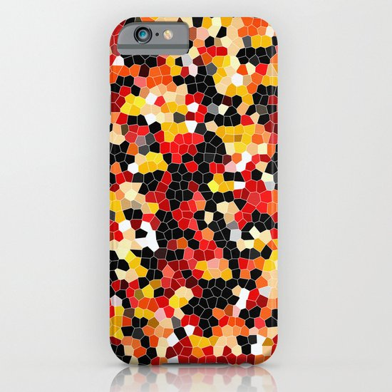 MOSAIC TEXTURE 2 -FOR IPHONE- iPhone & iPod Case