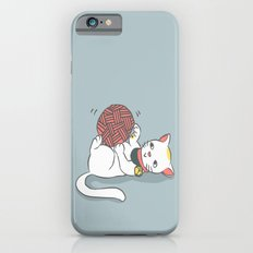 Playful Maneki Neko Slim Case iPhone 6s