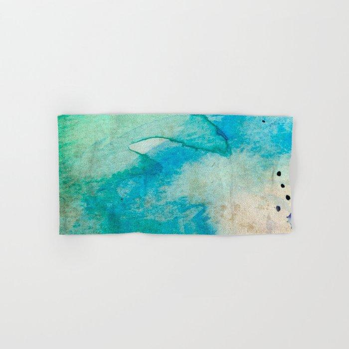 Pastel Color Splash 07 Hand & Bath Towel