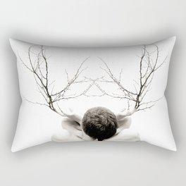 as the roots undo Rectangular Pillow
