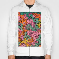 Totally Abstract Hoody