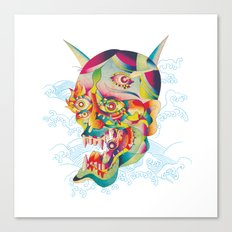Jalousie Canvas Print