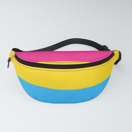 Pansexual Flag Fanny Pack