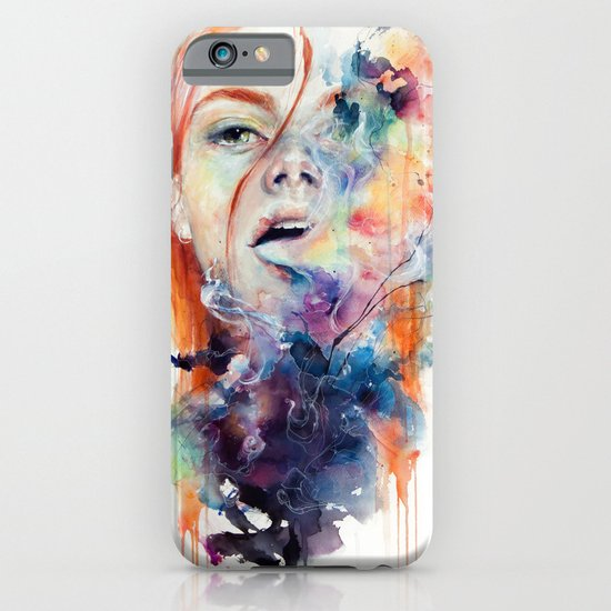 this thing called art is really dangerous iPhone & iPod Case