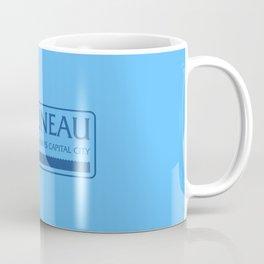 flag of juneau Coffee Mug