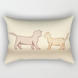 cats Rectangular Pillow