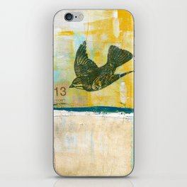 Lucky No. 13 iPhone Skin