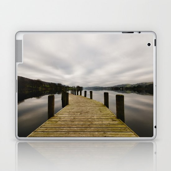 Coniston Water Laptop & iPad Skin