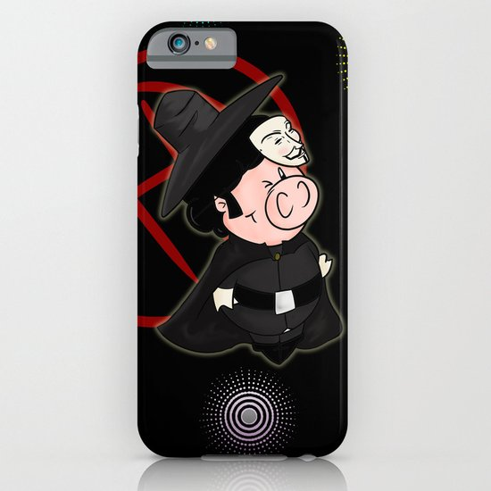 Guy Fawkes iPhone & iPod Case