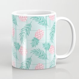Minth Pastel Pineapple Coffee Mug