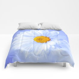 Daisy in the sky Comforters