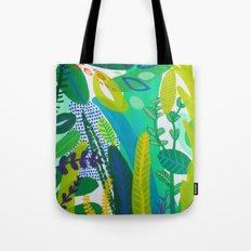 Between the branches. I Tote Bag