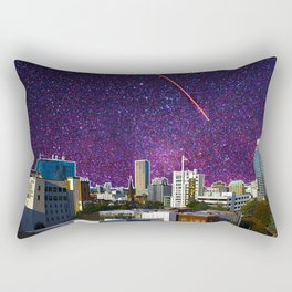 Stars in Portland Rectangular Pillow