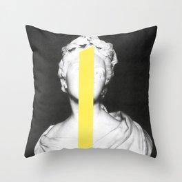 Corpsica 6 Throw Pillow