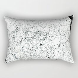 Micrograph of Human tissue : No 10.3 Adipose Rectangular Pillow