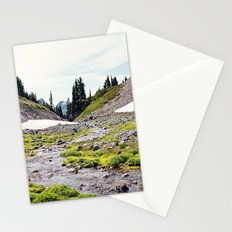 Mountain Stream Stationery Cards