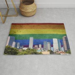Denver, Colorado LGBT Rug