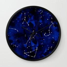 Constellation Sky Wall Clock