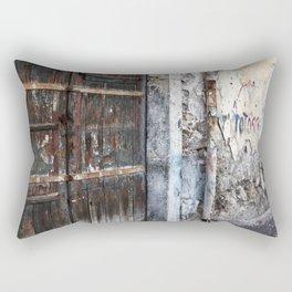 Antique Facade - Taormina - Sicily Rectangular Pillow