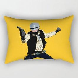 SoloCop Rectangular Pillow