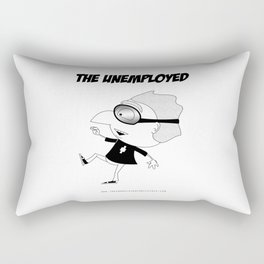 The Unemployed - Polino Rectangular Pillow