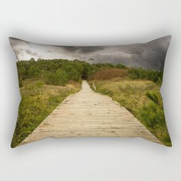 El Camino Rectangular Pillow