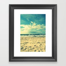 The Baltic Sea No. 3 Framed Art Print