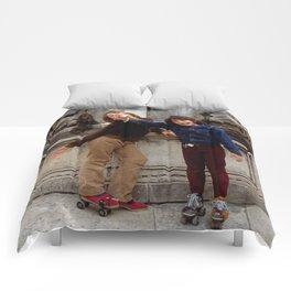 Happier Days Comforters