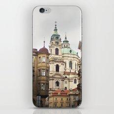 St. Nicholas Church, Mala Strana iPhone & iPod Skin