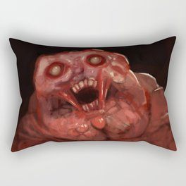 Mutant Ninja Turtles fan art, Krang unleashed Rectangular Pillow
