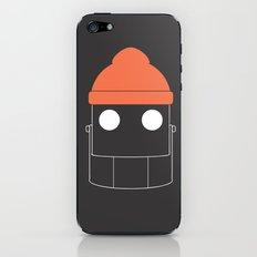 The Iron Zissou iPhone & iPod Skin