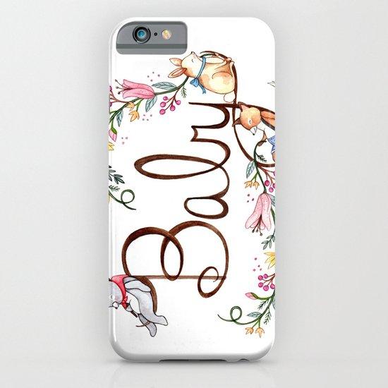 Hello Baby iPhone & iPod Case