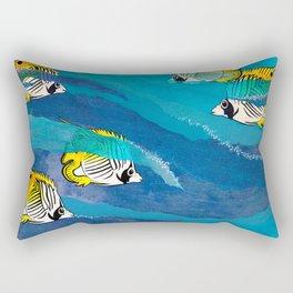 Extraordinary Perception Rectangular Pillow